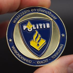 politie academie-coins-Pin's Passion