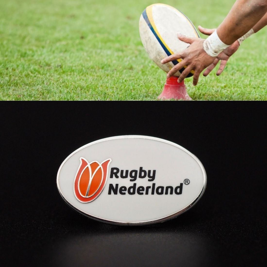 Rugby Nederland-Pins-pinspassion