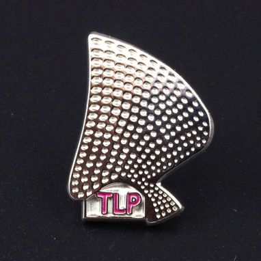 Pin's Passion- TLP-Speld-Sterling-Zilver-Outline-S925