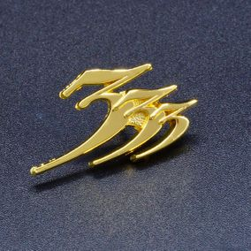 Pin's Passion-333-3-Daagse-Outline-Zinc-Alloy-Pins