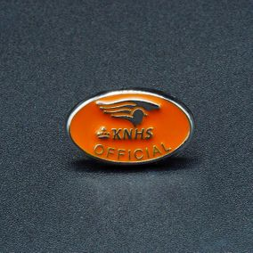 Pin's Passion-KNHS-Ovaal-Zinc-Alloy-Pins
