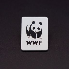 Wereld-natuur-fonds-wnf-pins-offset-printing-rechthoek-Pin's Passion